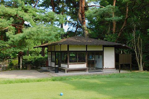 コース内茶店(No.15内)